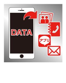 アイフォン データ復旧・救出/基板修理