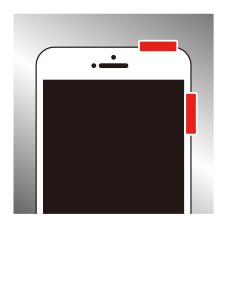 アイフォン スリープボタン修理
