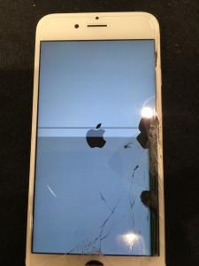 アイフォン 液晶表示不良