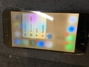 iphone修理完了 タッチ不良