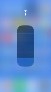 LED 明るさ調整 iPhone